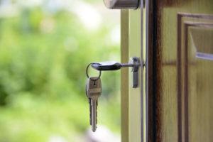 Einbruchschutz Tür